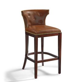 "Marseille Bar Height Bar Stool (30""H Seat)"