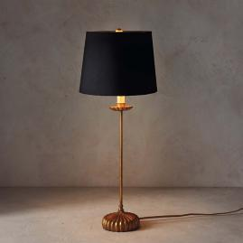 Clove Stem Buffet Lamp
