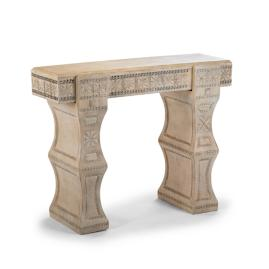 Batik Console Table Cover