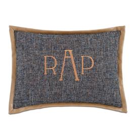 Arthur Monogram Decorative Pillow