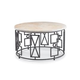 Buckhead's Geometric Coffee Table
