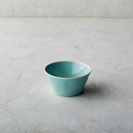 Costa Nova Astoria Cereal Bowls in Mint Finish,