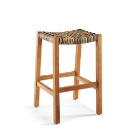 Isola Backless Barstool