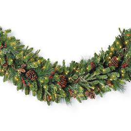 Christmas Cheer Garland