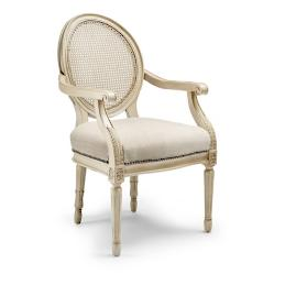 Ludlow Round Back Arm Chair
