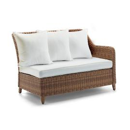 Beaumont Right-facing Loveseat with Cushions