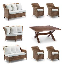 Beaumont 8-pc. Dining Set