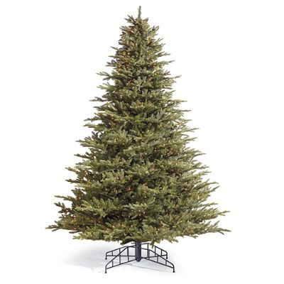 - Fraser Artificial Pre-lit Christmas Tree Frontgate
