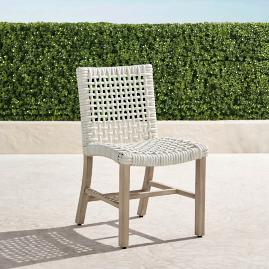 Isola Dining Side Chairs, in Weathered Finish, Set