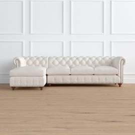 Barrow 2-pc. Left Arm Facing Chaise/Sofa Sectional