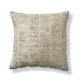 Emeria Sequin Square Decorative Pillow