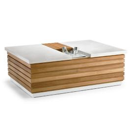 Nadia Beverage Tub Coffee Table