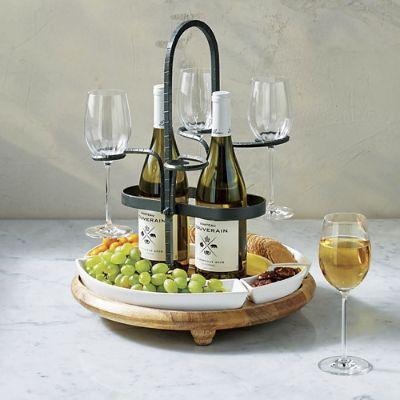 Weston Wine Caddy Frontgate