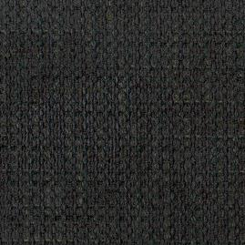 Charcoal Chenille Tweed Fabric