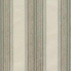Linen Textured Stripe Fabric