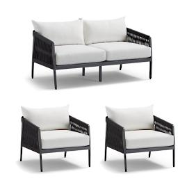 Cape 3-pc. Sofa Set