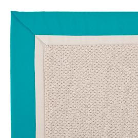 Indoor/Outdoor Parkdale Rug in Sunbrella® Aruba/Oyster White