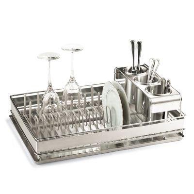 Best of Basics Dish Rack   Frontgate