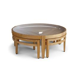 Tambora Nesting Coffee Table Cover
