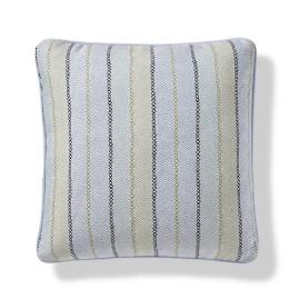 Santiago Stripe Outdoor Pillow in Seaside