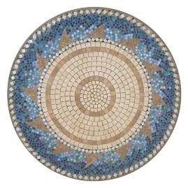 KNF - Neille Olson Mosaics Caribbean Sea Collection