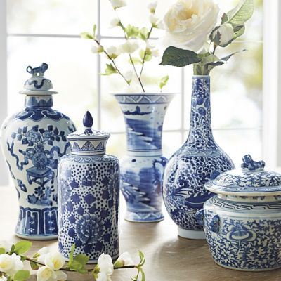 Blue Ming Ceramic Collection Frontgate