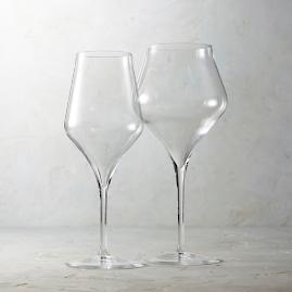 Contessa White Wine Glasses, Set of Six