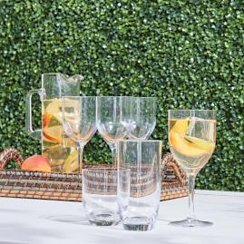 Classic Acrylic Drinkware Collection