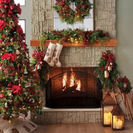 Holiday Highland Outdoor Greenery Collection