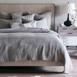 Cisero Matelassé Bedding by Eastern Accents