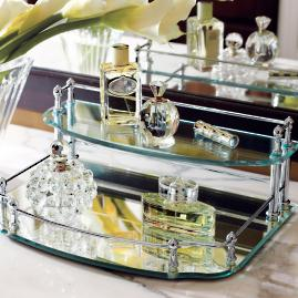 Belmont Two-tier Vanity Tray