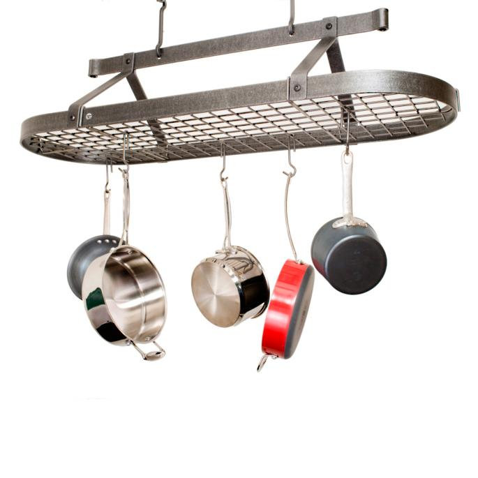 Enclume 4 Foot Hanging Oval Cooking Rack Frontgate