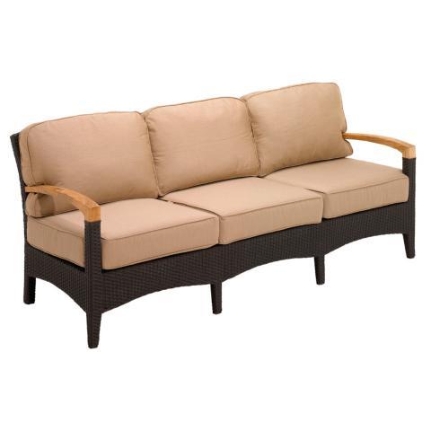 Exceptionnel Plantation Sofa With Cushion