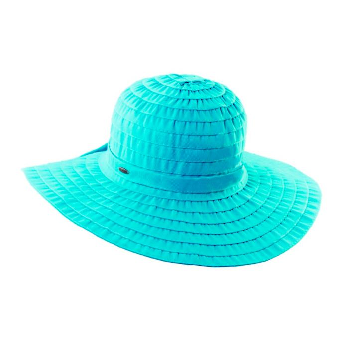 Sun Protective Ribbon Crusher Hat  3587ee5a4470