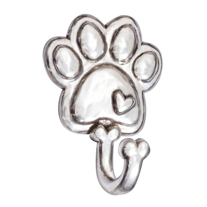 Pewter Paw Single Leash Hook Frontgate