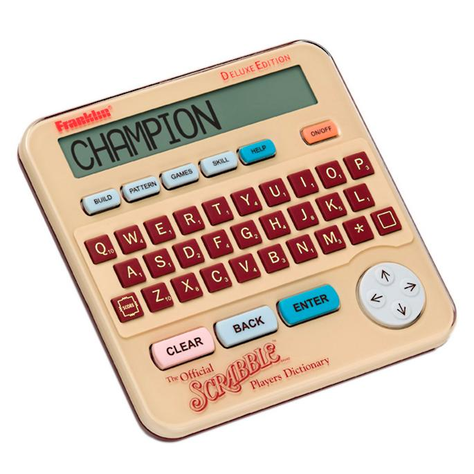 Electronic Scrabble Dictionary Frontgate