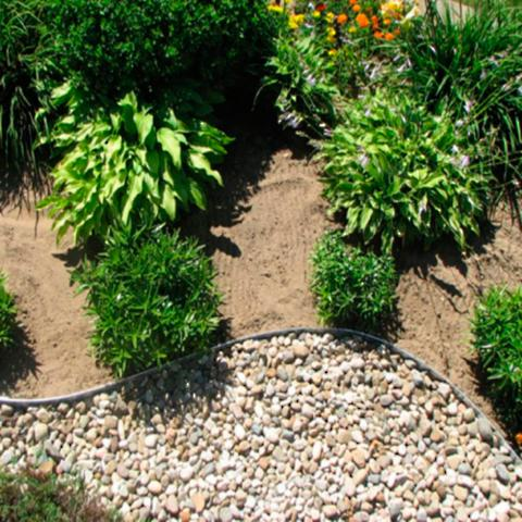 Charmant Aluminum Garden Edging