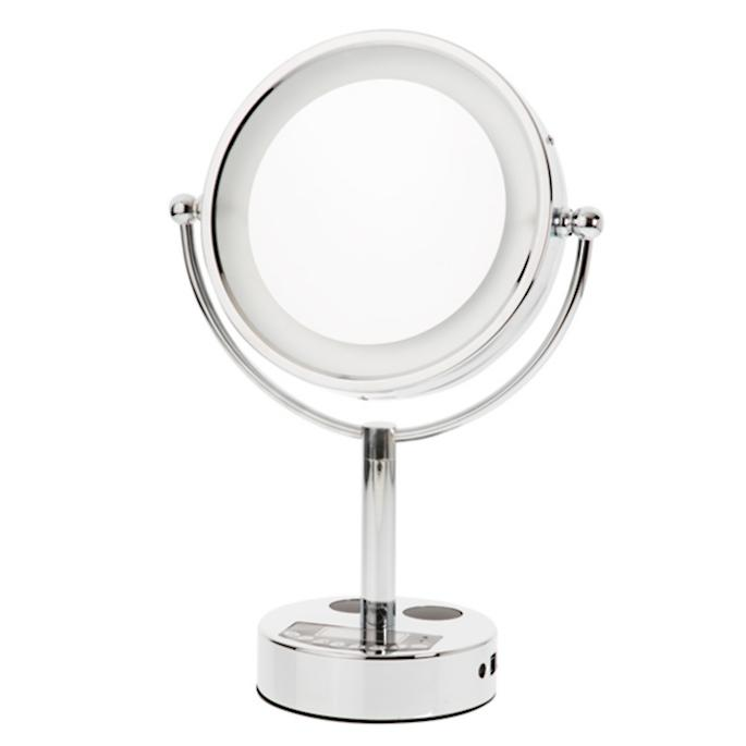 Led Bluetooth Music Vanity Mirror Frontgate