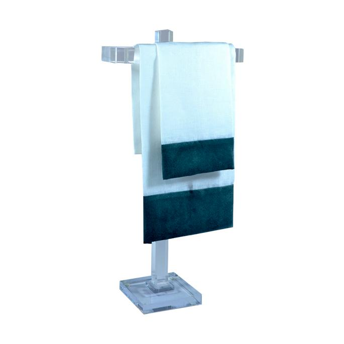 Lucite Hand Towel Holder Frontgate