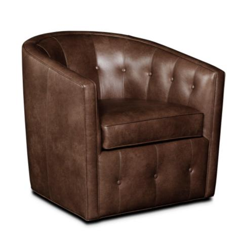 Selby Swivel Club Chair | Frontgate