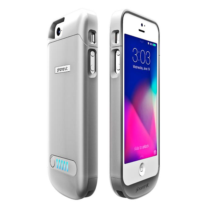 Elite Battery Case For Iphone 5 5s Frontgate