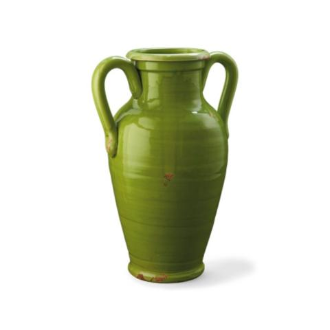 Libra Vase With Handles Frontgate