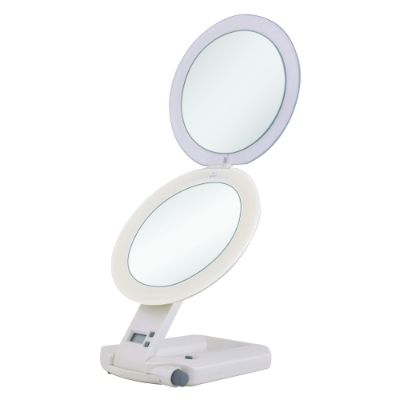 Ultimate Led Travel Makeup Mirror Frontgate