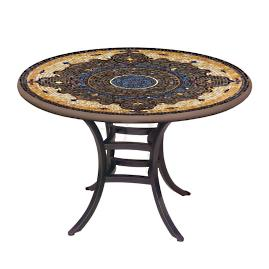 KNF Almirante Round Bistro Table