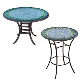 KNF Belize Round Bistro Table