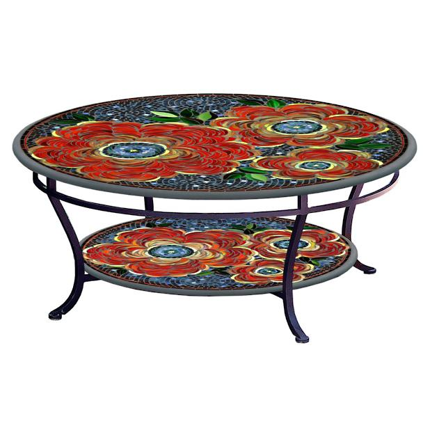 Miraculous Knf Zinnia Double Tiered Coffee Table Frontgate Ocoug Best Dining Table And Chair Ideas Images Ocougorg