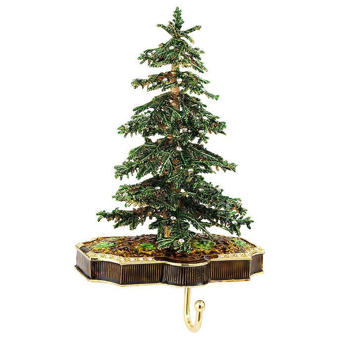 Christmas Tree Stocking Holder.Christmas Tree Stocking Holder Frontgate
