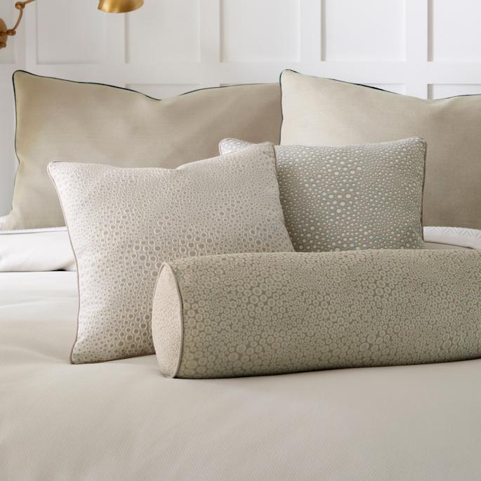 Oliver Decorative Pillows By Peacock Alley Frontgate