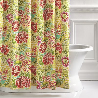 Coconut Grove Shower Curtain Frontgate