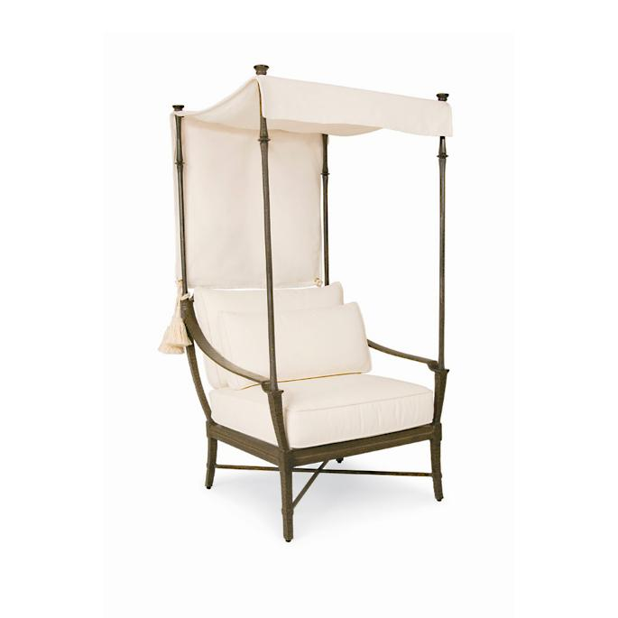 Surprising Andalusia Royal Lounge Chair Canopy Frontgate Pabps2019 Chair Design Images Pabps2019Com